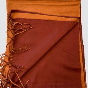 Orange Woolen Scarf