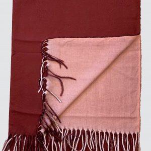 Maroon Woolen Scarf