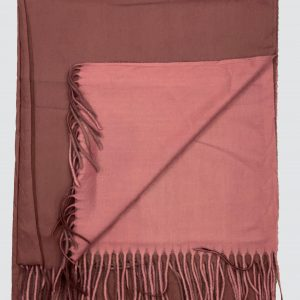 Lotus Pink Woolen Scarf