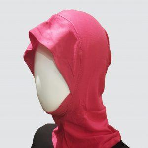 pink underscarf